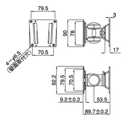 LA-16G(図面)