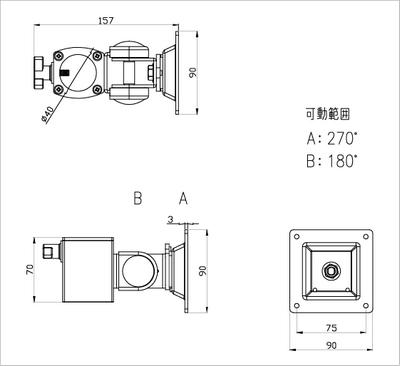 LA-16QA (図面)